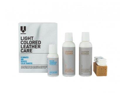 uniters light colored leather care maxi