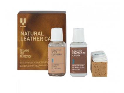 uniters natural leather care kit midi