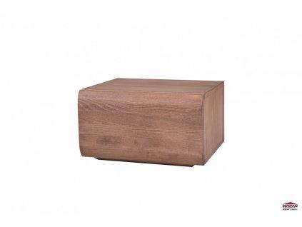 Noční stolek LEVITY buk