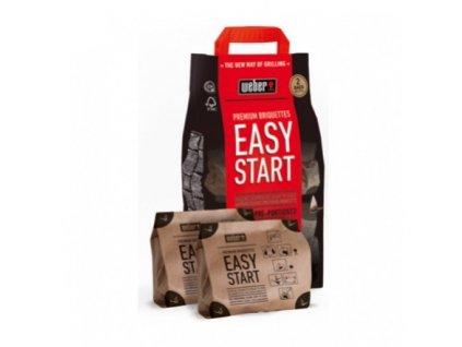 easy start premium brikety