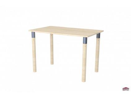 Dřevěný psací stůl Mini