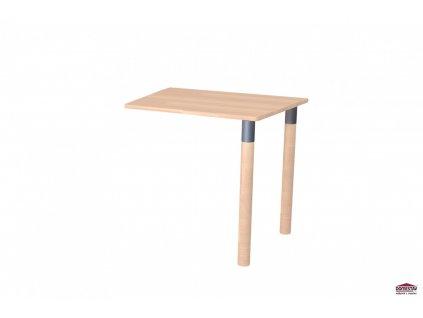 Přídavná deska ke stolu buk