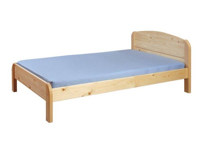 Gazel BERGHEN dřevěná postel N 90