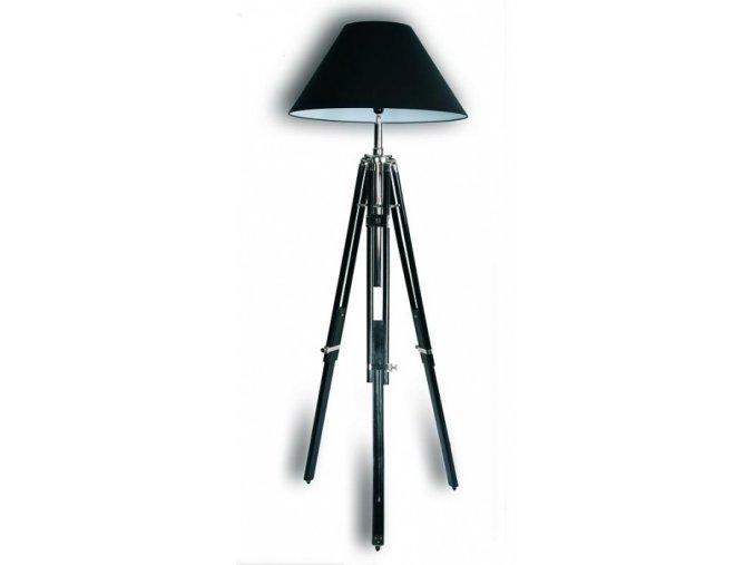 Boknässtojaci lampa stativ černá