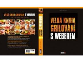 velka kniha grilovani s Weberem