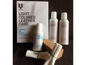 leather care light colour
