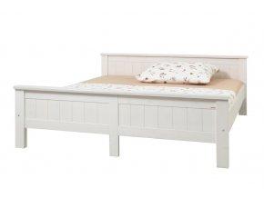 Gazel ANNY postel 180 bílá