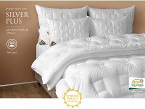 Every Silver Plus® přikrývka 200 x 200 cm