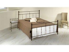 Kovaná postel AMALFI
