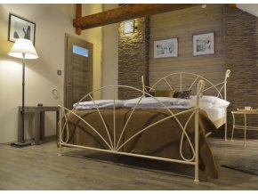 Iron Art CORDOBA kovaná postel