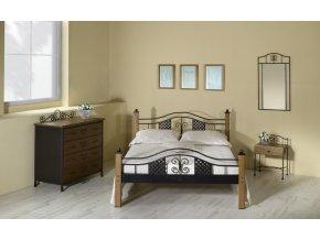 Iron Art ELBA kovaná postel