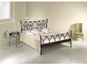 Iron Art RONDA kovaná postel