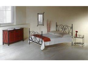 Iron Art GALICIA kovaná postel