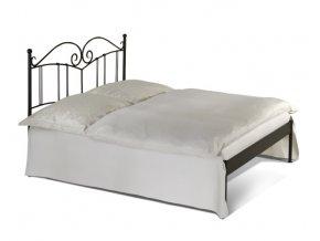 Kovaná postel SARDEGNA kanape