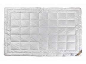 Klinmam Pure Wellness přikrývka 135 x 200 cm - celoroční
