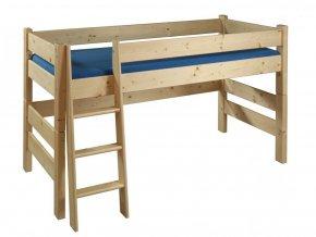 gazel sendy zvýšená postel 120cm