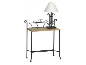 kovaný noční stolek ALTEA