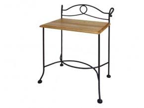 kovaný noční stolek MODENA
