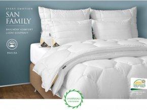 Every San Family polštář 40 x 40 cm