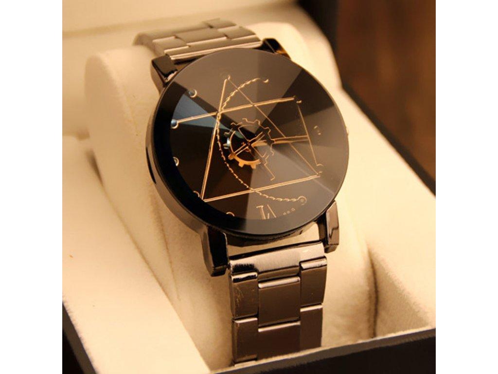 Pánské Luxusní hodinky unisex - Načančaná.cz 9af1e54ece