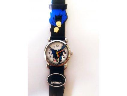 Dětské hodinky Komiksová postava Batman