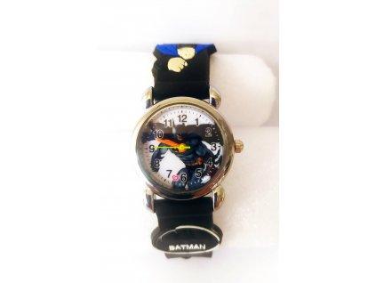 Dětské hodinky Postava Batman
