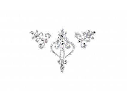 Dámské šperky na tělo stříbrná Verona
