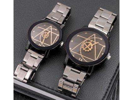 Luxusní hodinky unisex