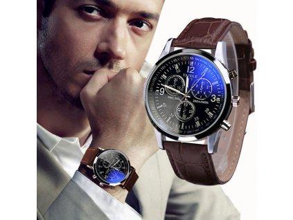 Pánské Kožené hodinky