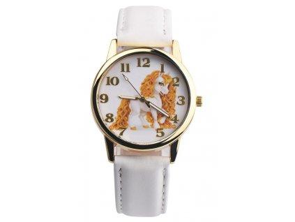 Dětské hodinky Můj malý Pony Bílé