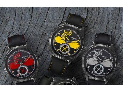 Pánské Prošívané hodinky