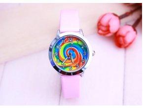 Dětské Duhové hodinky