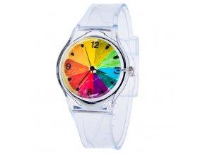 Dětské Barevné hodinky