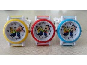 Dětské hodinky Šťastný Mimoň