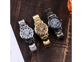 Extravagantní unisex hodinky