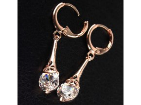 Náušnice Diamantovky