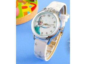 Dětské hodinky Elsa Ledové království