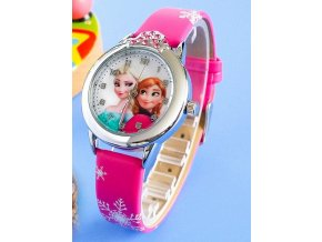 Dětské hodinky Anna a Elsa Frozen Ledové království