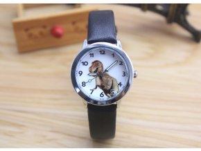 Dětské hodinky Jurský park