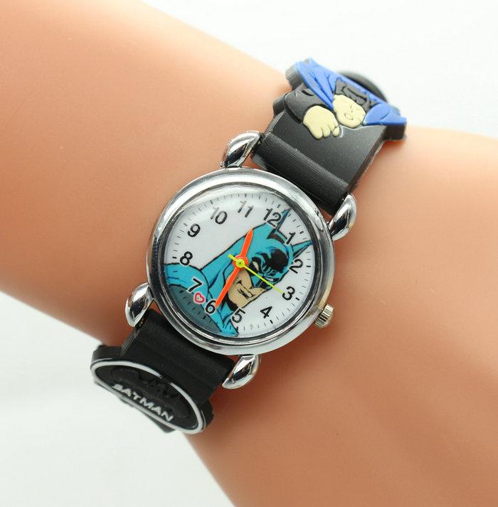 Dětské hodinky Batman - černé