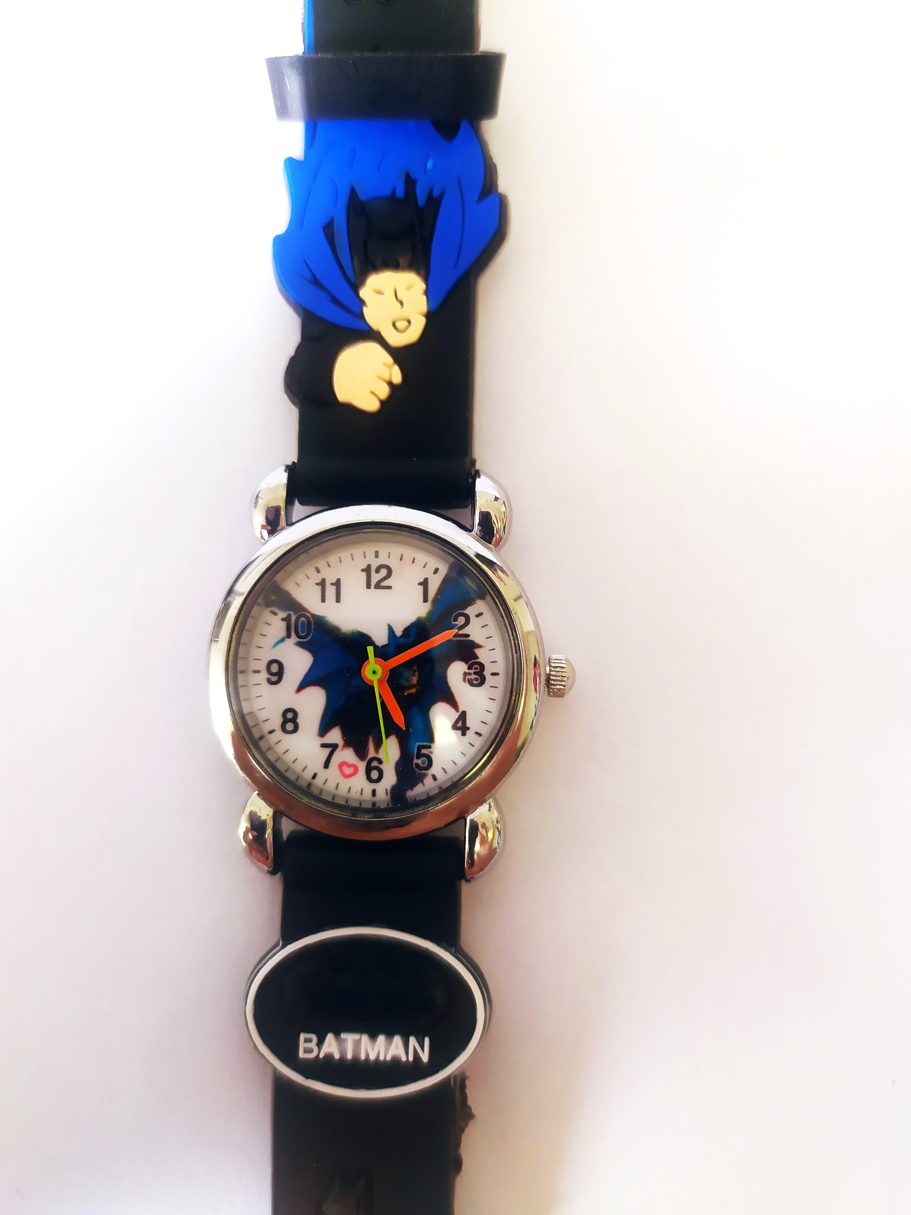 Dětské hodinky Komiksová postava Batman II