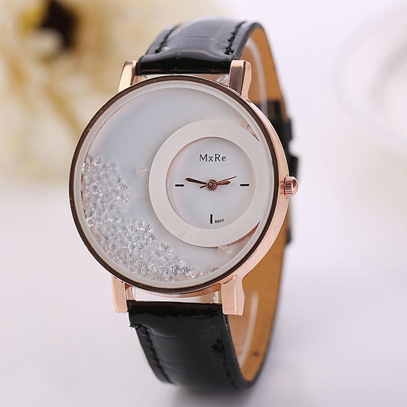 74be76dc1 Naramkove modni hodinky bile barvy levně | Blesk zboží