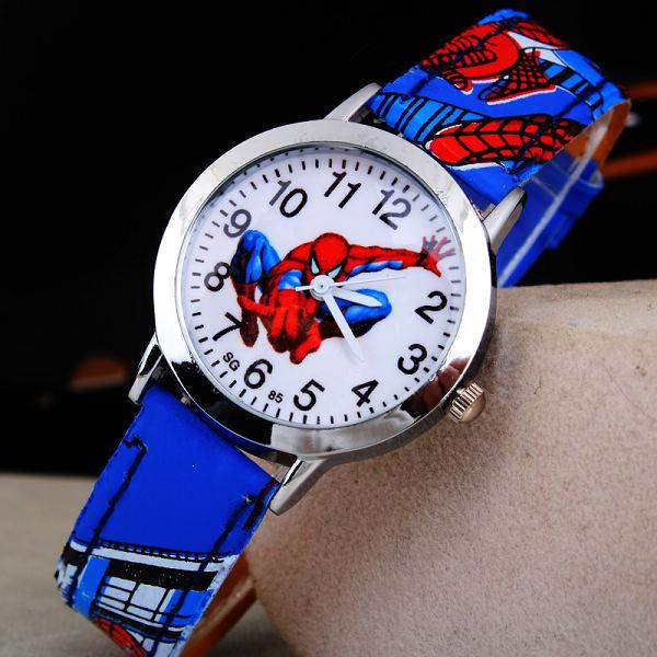 Dětské hodinky Spiderman II