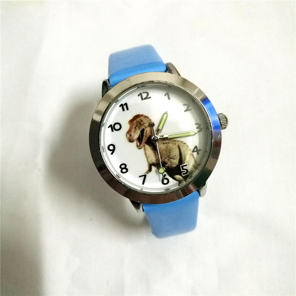 75d901f110e Dětské hodinky Jurský park - 2 barvy Barva  Modrý