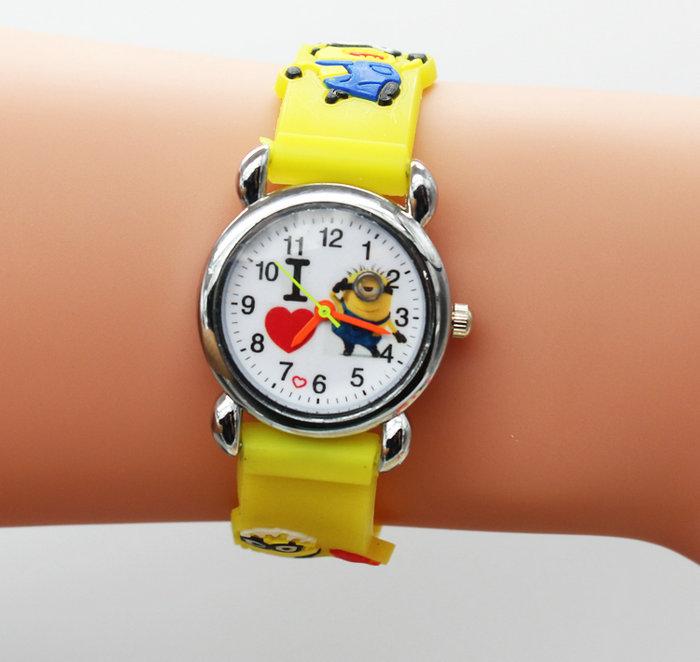 Detske hodinky s motivem kone levně  d3d4eb92f3