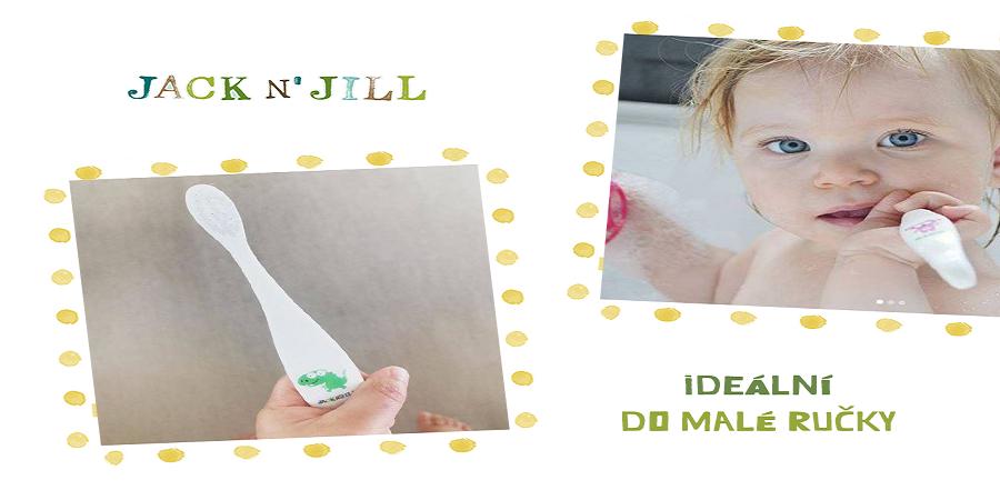 Dětská drogerie, dětský kartáček a zubní pasta