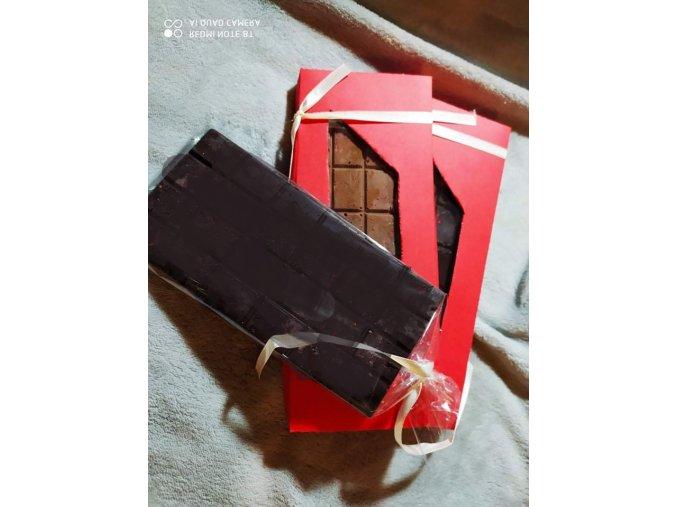LC čokoláda hořká