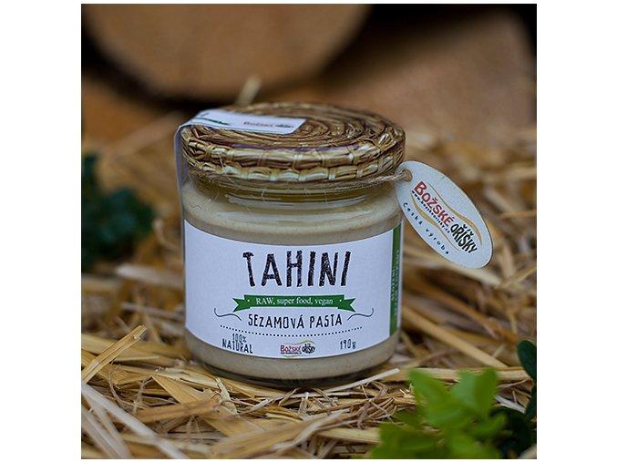 Sezamová pasta (Tahini)
