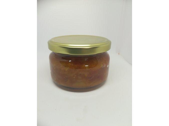 Low Carb Čatní paprika 240 g