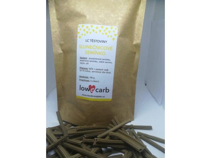LC těstoviny - slunečnicové 100 g
